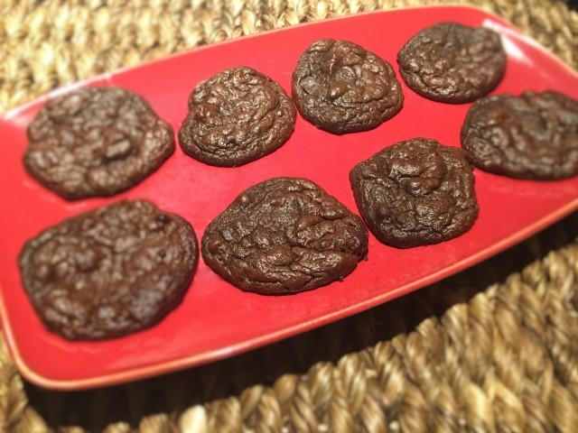 1- Avokado muzlu kurabiye